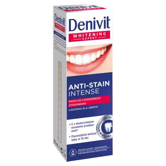 Denivit Anti Stain Whitening Paste 50 ml