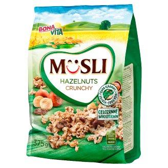 Bona Vita Baked Crunchy Muesli with Nuts 375 g