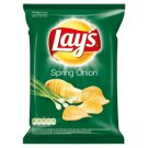 Lay's Spring Onion Flavoured Potato Chips 77 g