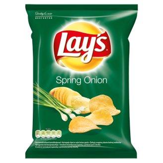 Lay's Újhagymás ízű burgonyachips 77 g