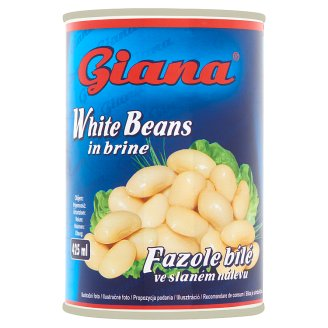 Giana White Beans in Brine 400 g