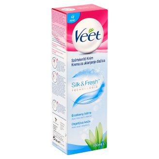 Veet Silk & Fresh Body Hair Removal Cream for Sensitive Skin 100 ml