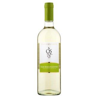Ostorosbor Egri Királyleányka Semi-Sweet White Wine 12% 750 ml