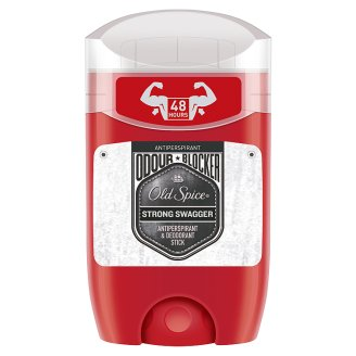 Old Spice Strong Swagger Antiperspirant And Deodorant Stick 50ml