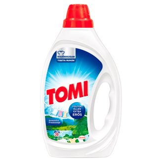 Tomi Max Power Amazonian Freshness Liquid Detergent 20 Washes 1 l