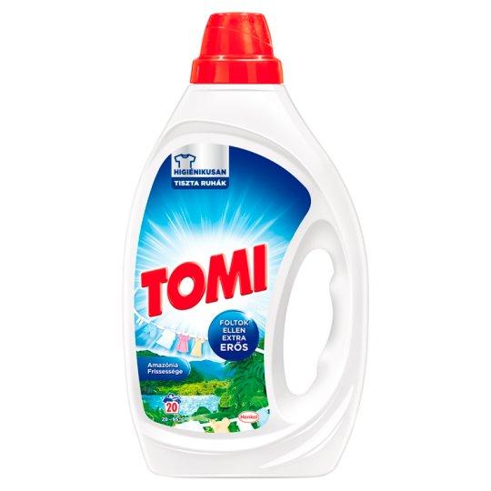 Tomi Max Power Amazonian Freshness Liquid Detergent 20 Washes 1 l