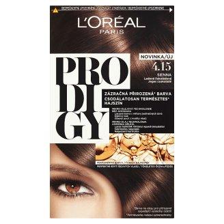 L'Oréal Paris Prodigy 4.15 Jeges Csokoládé tartós hajfesték