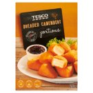 Tesco Quick-Frozen Breaded Camembert Cheese with Cranberry Sauce 350 g