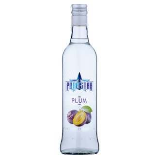 Pure Star Plum Spirit Drink 40% 500 ml