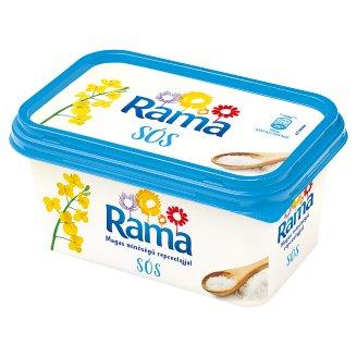 Rama Sós csökkentett zsírtartalmú margarin sóval 500 g