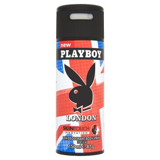 Playboy London Deodorant 150 ml