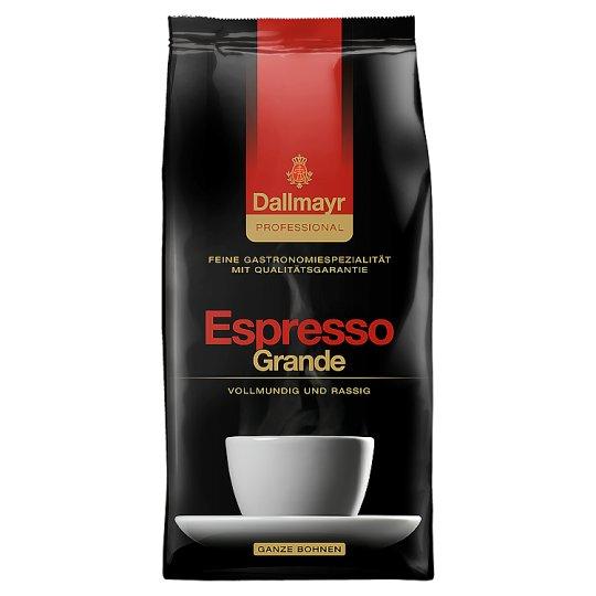 Dallmayr Professional Espresso Grande Roasted Coffee, Whole Beans 1000 g