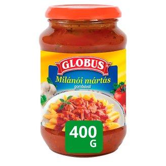 Globus milánói mártás gombával 400 g
