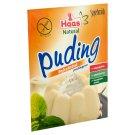 Haas Natural Cream Flavoured Pudding Powder 40 g