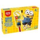 Minions Bello! Banana-Vanilla Flavoured Ice Cream 4 pcs 340 ml