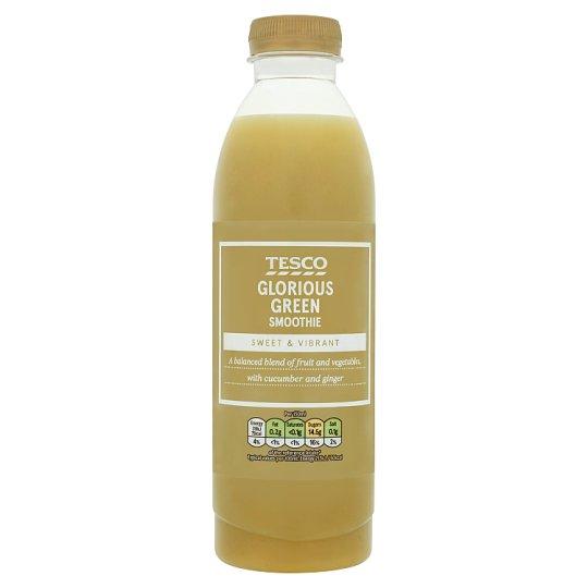Tesco Glorious Green Smoothie 750 ml