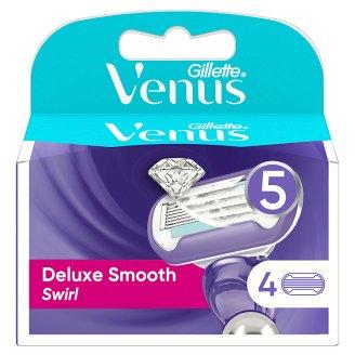 Gillette Venus Swirl Women's Razor Blade - 4 Refills