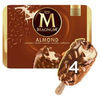 Magnum Almond Multipack Ice Cream 4 x 110 ml