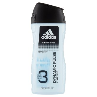 Adidas Dynamic Pulse 2in1 Shower Gel and Shampoo for Men 250 ml