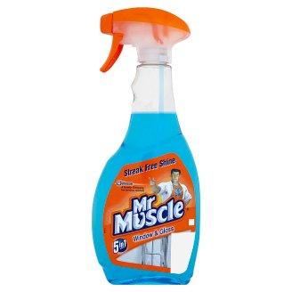 Mr. Muscle 5in1 ablaktisztító folyadék 500 ml