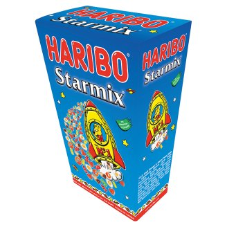 Haribo Starmix Fruit and Cola Flavoured Gums with Marshmallow Gums 400 g