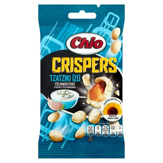 Chio Crispers Coated Peanuts with Tzatziki Flavour 60 g