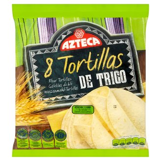 Azteca tortilla 8 db 320 g