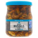 Vilsund Blue Smoked Mussels in Oil 200 g
