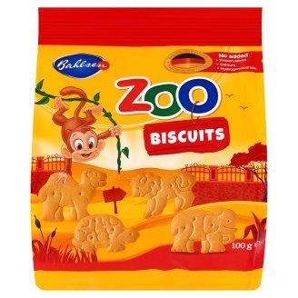Bahlsen Zoo vaj ízesítésű keksz 100 g