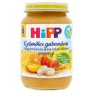 HiPP Organic Dairy-Free Tropical Fruit and Apple with Whole Grain Cereals 6+ Months 190 g