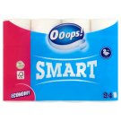 Ooops! Smart Toilette Paper 2 Ply 24 Rolls