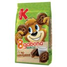 Kubu 8gabona Biscuit with Milk Chocolate 100 g