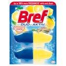 Bref Duo Aktiv Lemon toalett frissítő citrom illattal 2 x 50 ml