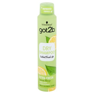 got2b Fresh it up extra friss szárazsampon 200 ml