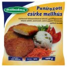 Bábolna Quick-Frozen Breaded Chicken Breast 1000 g