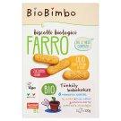 BioBimbo BIO tönköly babakeksz 6 hónapos kortól 2 x 100 g