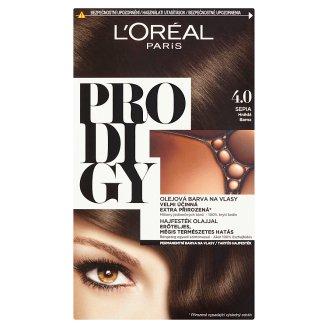 L'Oréal Paris Prodigy 4.0 Brown Permanent Colorant