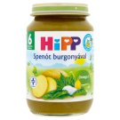 HiPP Organic Gluten-Free Spinach-Potato Puree for Babies 6+ Months 190 g