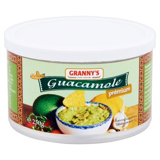 Granny's Premium Guacamole 250 g