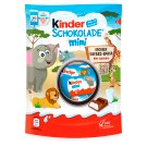 Kinder Chocolate Mini Milk Chocolate Bar Filled with Milky Cream 120 g