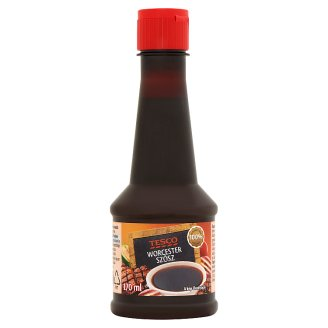 Tesco Worcester Sauce 170 ml