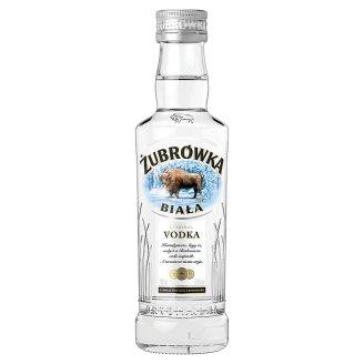 Zubrówka Biala Vodka 37,5% 0,2 l