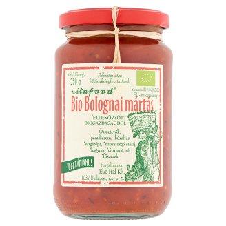 Vitafood Organic Bologna Sauce 350 g