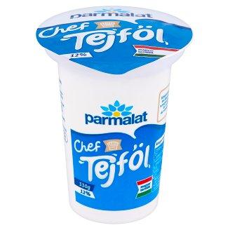 Parmalat Chef Semi-Fat Sour Cream with Live Culture 330 g