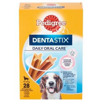 Pedigree DentaStix Complementary Pet Food for 10-25 kg 4 Months+ Dogs 4 x 180 g