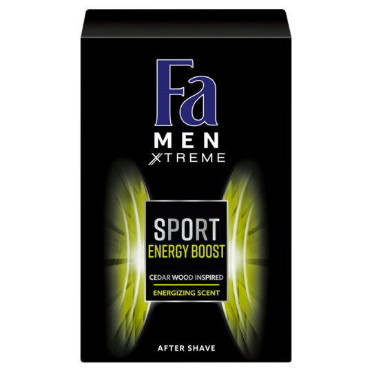 Fa Men Xtreme Sport Energy Boost After Shave 100 ml
