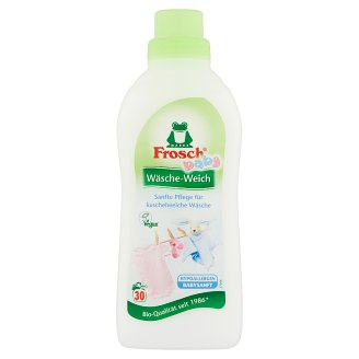 Frosch Baby Fabric Conditioner 30 Washes 750 ml