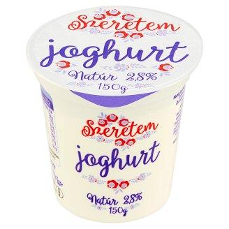 Szeretem zsírszegény natúr joghurt 150 g
