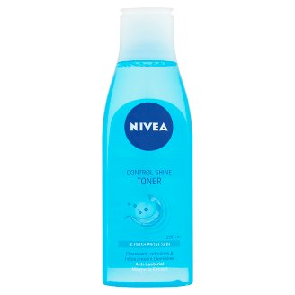 NIVEA Control Shine Toner with Magnolia Extract 200 ml