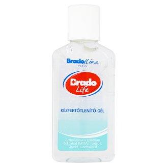 Brado Life kézfertőtlenítő gél 50 ml